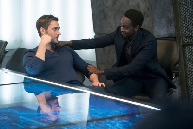 Let's Be Friends - The Blacklist: Redemption Season 1 Episode 3