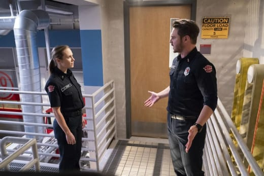 Tensions Run High - Station 19
