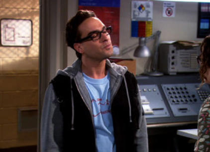 Watch The Big Bang Theory Season 1 Episode 3 Online