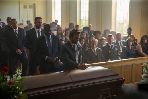 Six funeral