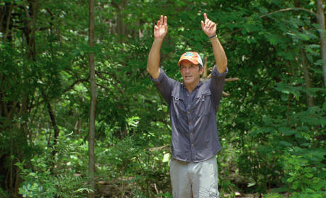 Jeff Probst Pic - Survivor