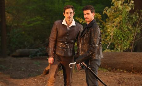 A New Villain? - Once Upon a Time