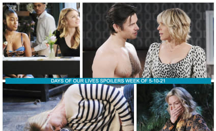 Days of Our Lives Spoilers Week of 5-10-21: Could Lumi be Endgame?