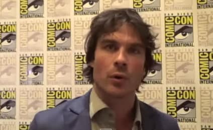 "TVD Exclusive: Ian Somerhalder Previews ""Sexy, Volatile, Fun"" Season 7"