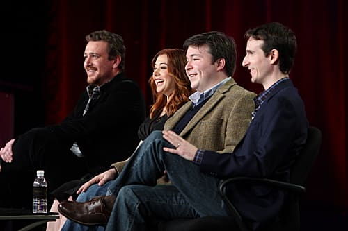 Cast and Producers