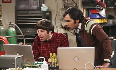 Paranoia? - The Big Bang Theory Season 9 Episode 24