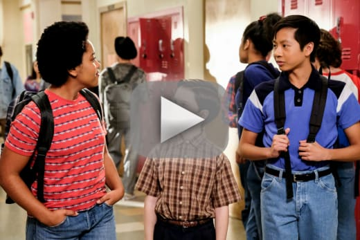 Young Sheldon Episode 1