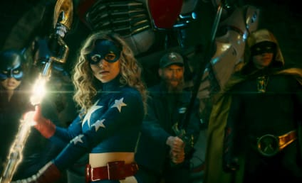 Stargirl Season 1 Episode 12 Review: Stars & S.T.R.I.P.E Part One