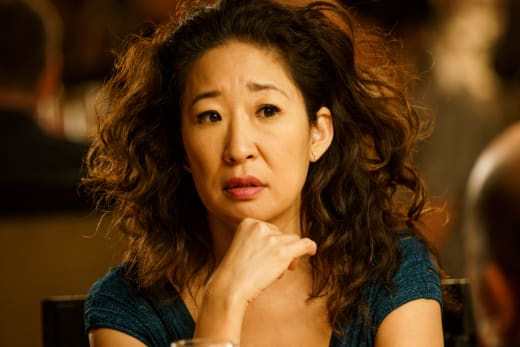 Eve Looks Cynical - Killing Eve Season 1 Episode 3