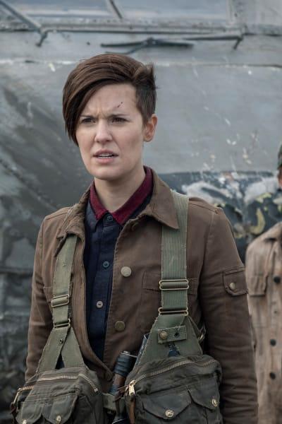 Althea Makes a Move - Fear the Walking Dead Season 5 Episode 8