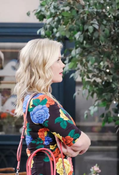 Sami Confronts Faux Nicole - Days of Our Lives