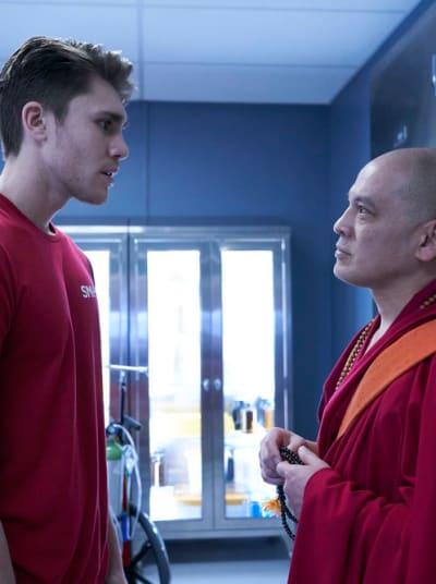 Wolf And Tenzin - Nurses Season 1 Episode 4