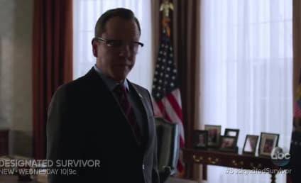 Designated Survivor Sneak Peek: Party Lines