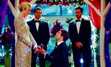 Owen proposes! - UnREAL Season 3 Episode 10
