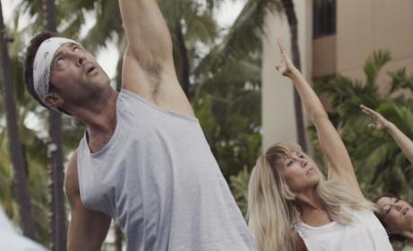Working Out - Hawaii Five-0 Season 7 Episode 16