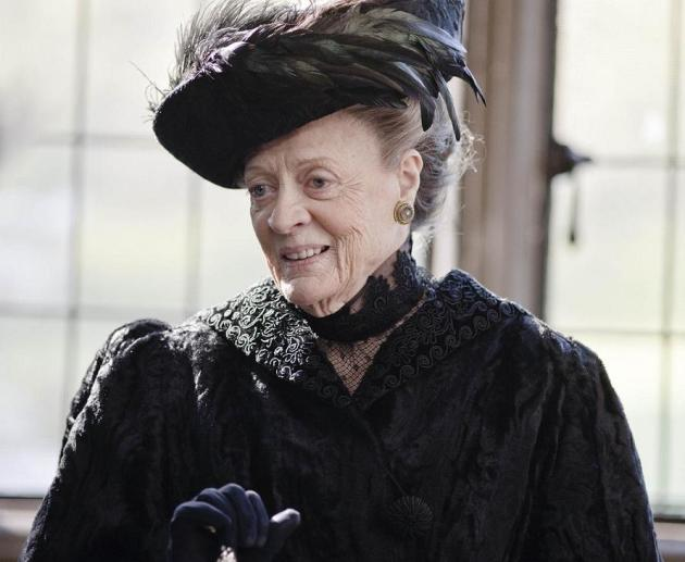 As Dowager Countess