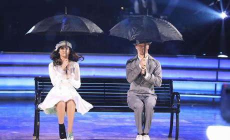Bethany Mota and Derek Hough Dance Jazz - Dancing With the Stars Season 19 Episode 5