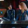 Burnham and Tilly - Star Trek: Discovery Season 2 Episode 9
