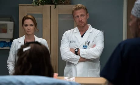 Owen and His Best Woman - Grey's Anatomy Season 14 Episode 4