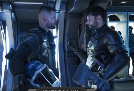 Caught In the Middle - The Expanse