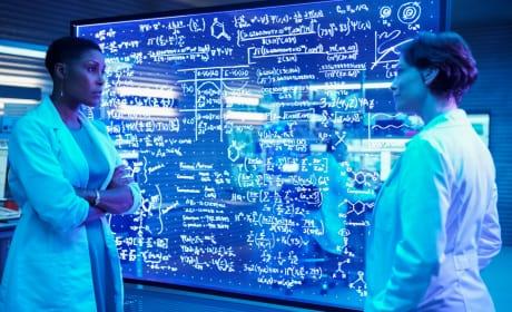 Scientific Formulas - Black Lightning Season 2 Episode 5