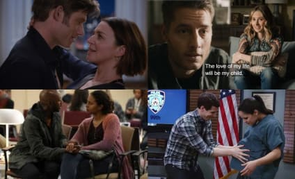 Why We Can't Wait For These TV Characters To Be Parents