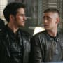 Killian and Will - Once Upon a Time Season 4 Episode 14