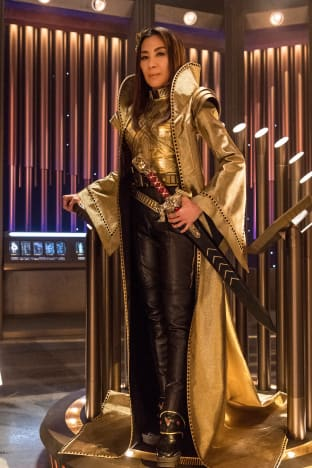 Emperor Georgiou - Star Trek: Discovery Season 1 Episode 12