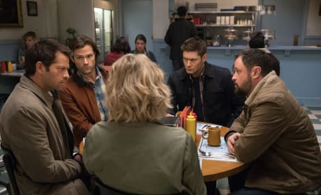 Castiel has a story to tell - Supernatural Season 12 Episode 12