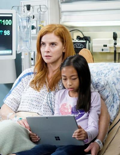 Mystery Case - Tall  - Grey's Anatomy Season 16 Episode 11