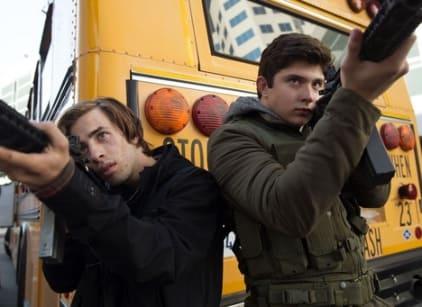 Watch Murder in the First Season 2 Episode 1 Online