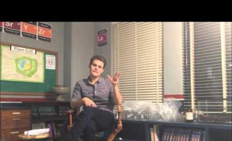 Paul Wesley Talks Timelines on The Vampire Diaries Season 7