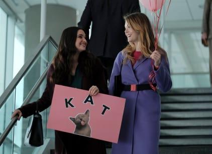 Watch The Bold Type Season 2 Episode 1 Online