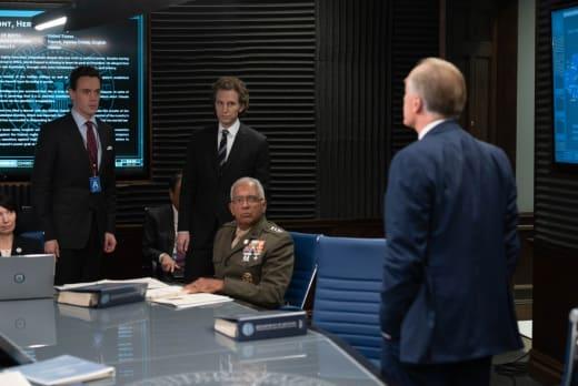 The President Speaks - Madam Secretary Season 5 Episode 8