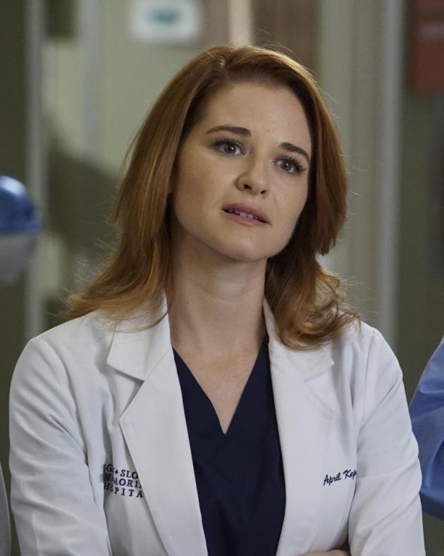 April Greys Anatomy