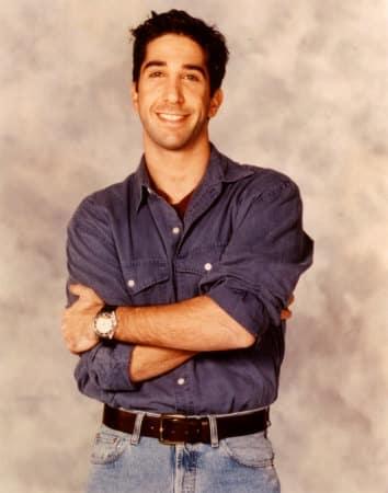 Ross Geller Picture