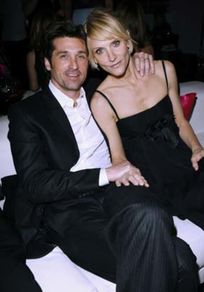 Patrick Dempsey Wife Hit The Town Tv Fanatic