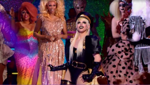 Aquaria's Crowning Moment - RuPaul's Drag Race Season 10 Episode 14