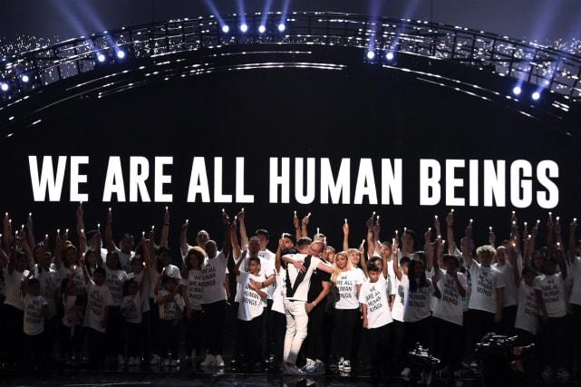 Best Statement Performance: Logic and Ryan Teder