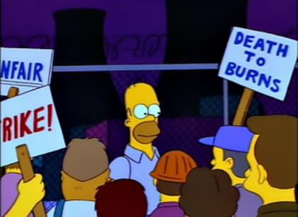Watch The Simpsons Season 4 Episode 17 Online