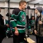 Murder Of a Hockey Player - iZombie
