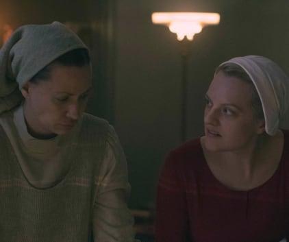 Partners In Crime - The Handmaid's Tale Season 3 Episode 13