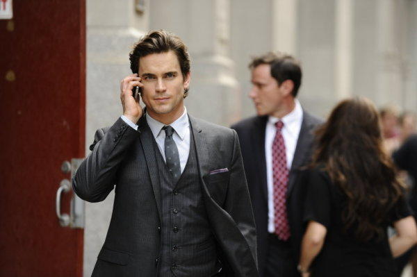 Neal on the Phone