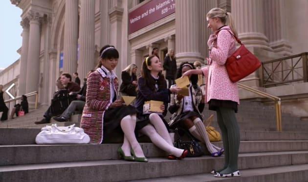 gossip girl rewind review  greetings  upper east siders