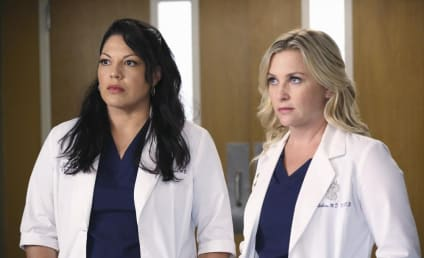 Grey's Anatomy Forecast: Will Arizona and Callie Stay Together?