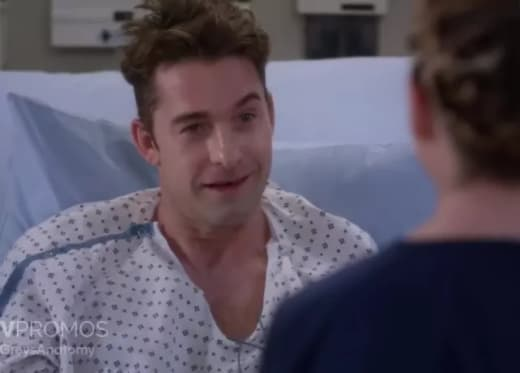 Scott Speedman on Grey's Anatomy 14x17