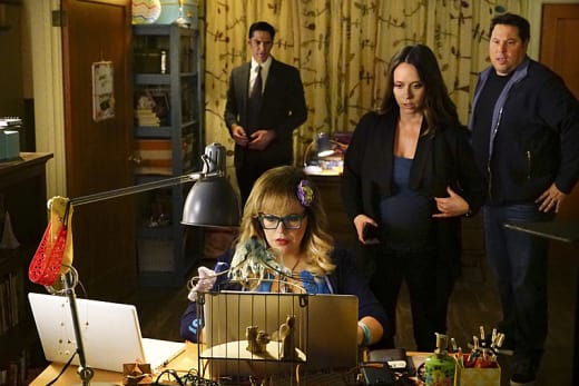 Meg Is Abducted - Criminal Minds