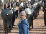 Daenerys Targaryen on Season 3