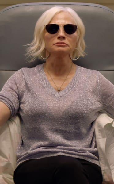 Cool Woman At Chemo - Animal Kingdom Season 4 Episode 6