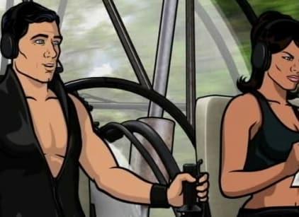 Watch Archer Season 2 Episode 4 Online